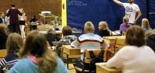 Организация учебного процесса в финских школах. Принципы финского образования.