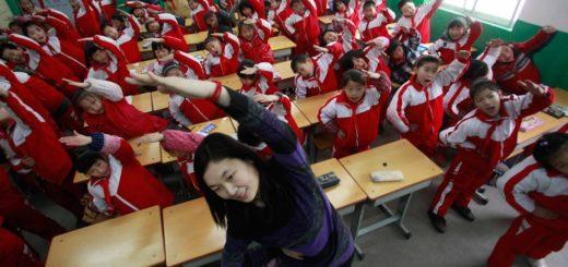 Как проходит обучение в китайских школах. Особенности образования в Китае.